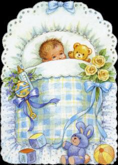 NAISSANCE (autour de bébé)