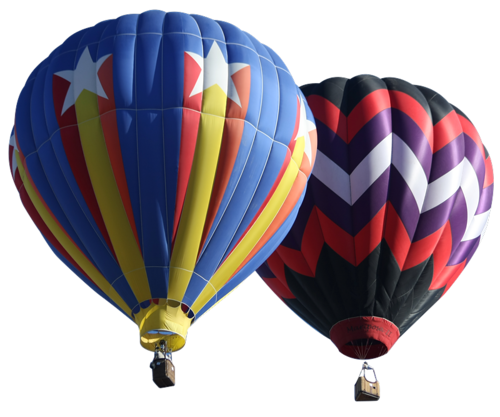 montgolfiere png