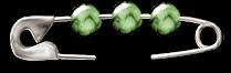 TUBES COULEUR (VERTE )