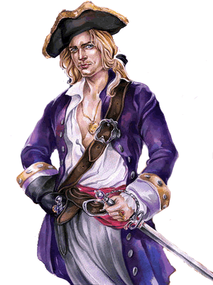 Personnage  /pirate