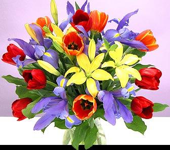 Bouquet de fleurs page 7 for Bouquet de fleurs 25