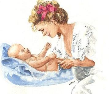 MAMAN ET ENFANT ( S )