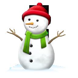 Noel bohomme de neige - Clipart bonhomme de neige ...