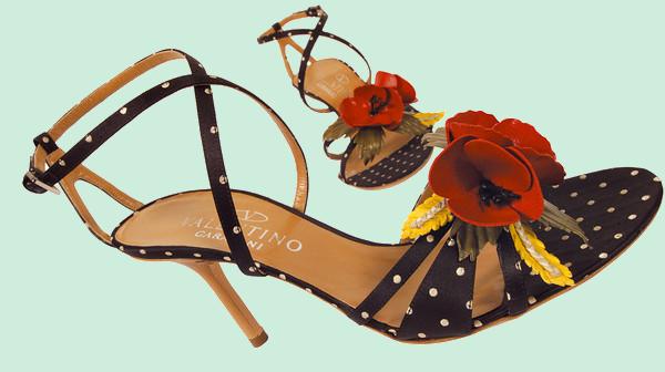 Гламурные туфельки, женские туфли, шпильки со стразами, цветами и бантами - клипарт на прозрачном фоне 60 PNG 500х395