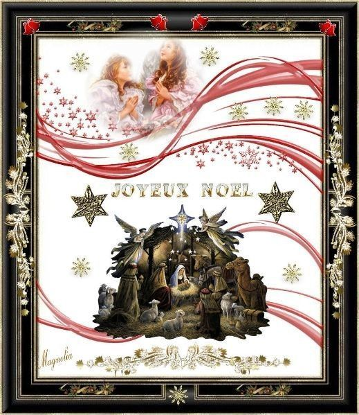 MES CREATIONS NOEL 2011