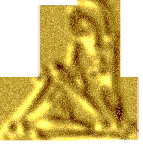 Berühmt Silhouette de femme assise LQ04