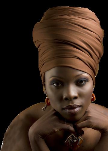 Quelque chose de nouveau assez Femme Africaine @EC_03