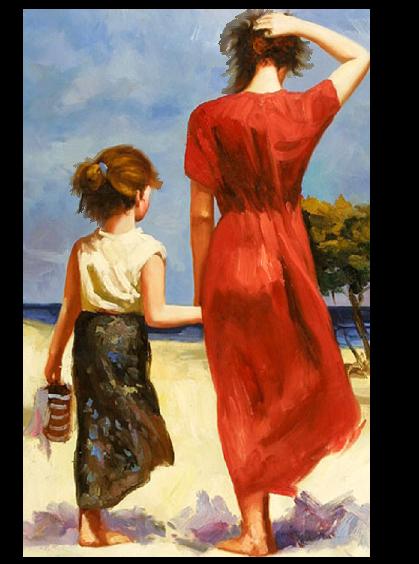MAMAN et ENFANT (S )