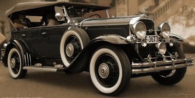 Les voitures anciennes...