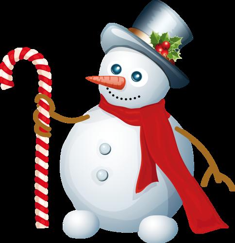 Noel bohomme de neige page 7 - Clipart bonhomme de neige ...