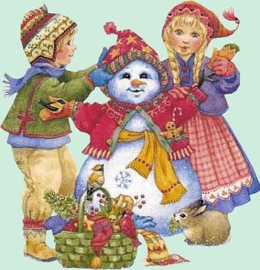 Noël enfants