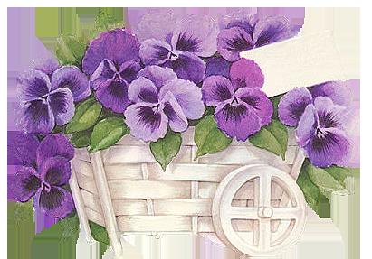fleurs des pensees - Page 5