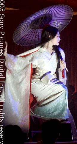 Des femmes asiatiques exotiques